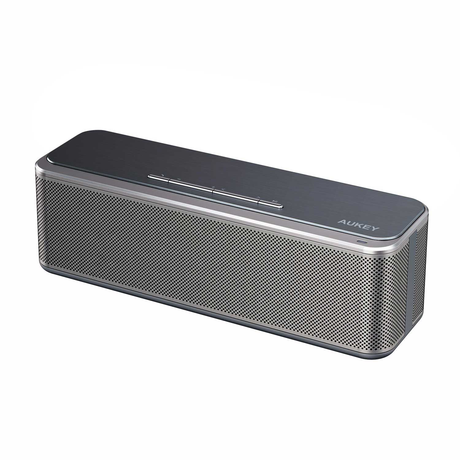 test de l enceinte portable bluetooth 16w sk s1 aukey. Black Bedroom Furniture Sets. Home Design Ideas