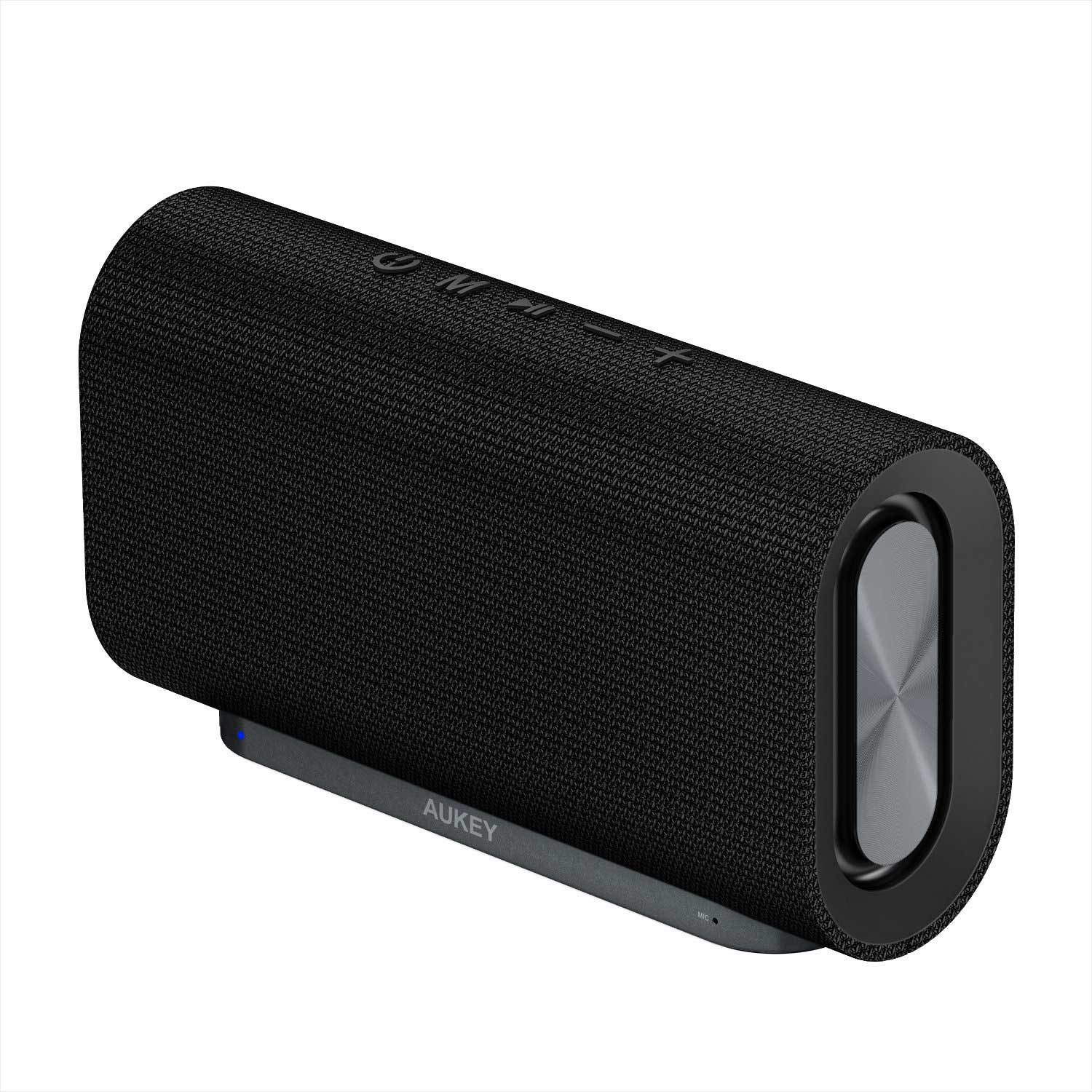 test de l enceinte portable bluetooth 20w sk m30 aukey. Black Bedroom Furniture Sets. Home Design Ideas