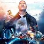 The Rock x Siri Dominate the Day : L'affiche improbable