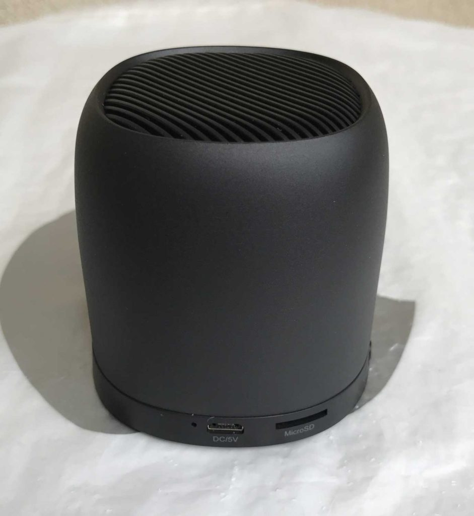 Test de la mini enceinte Bluetooth SK-M31 Aukey