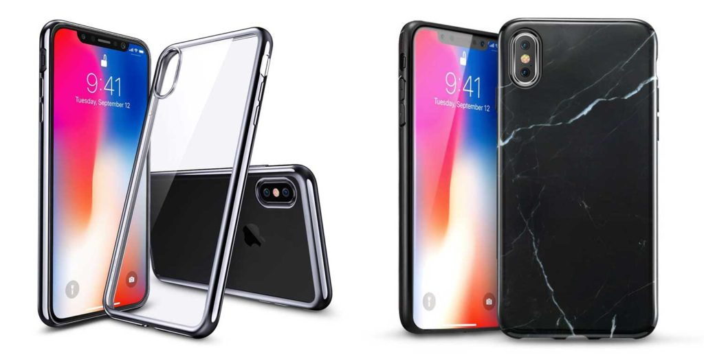 coque iphone xs max ultra fine devant et derrier