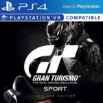 Gran Turismo Sport : GT sur PS4, compatible Playstation VR