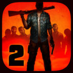 Into the Dead 2 sur iPhone et iPad : Runner et FPS à la sauce zombie