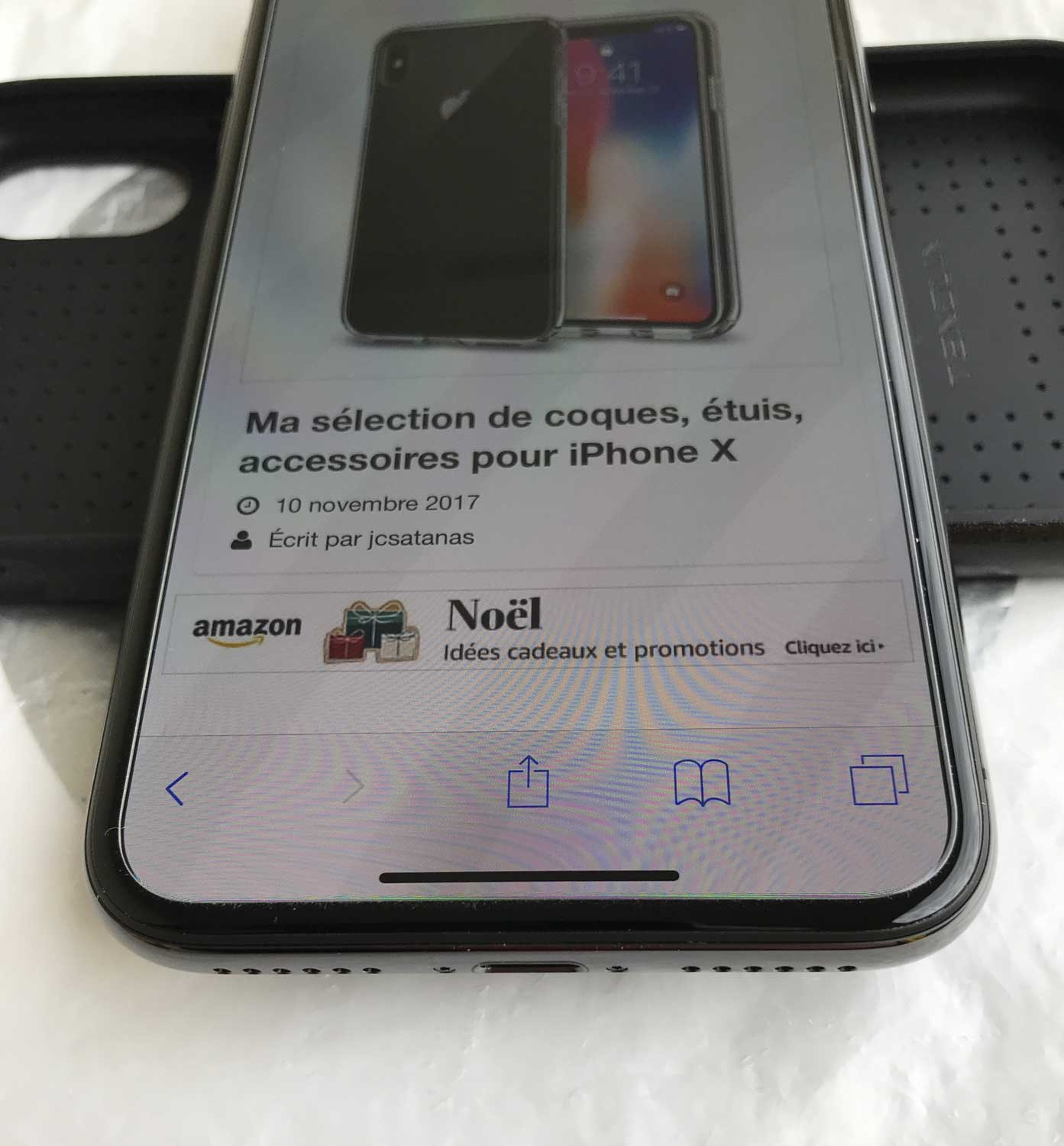 coque iphone x asterix