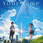 Your name : Univers parallèles version japanimation