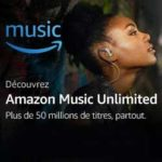 Amazon Music Unlimited offert pendant 3 mois (+ remise 20€)