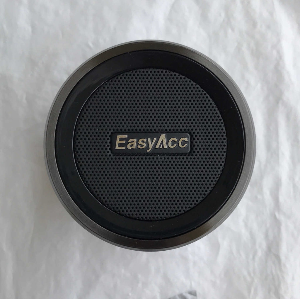 Test de la mini enceinte Bluetooth EasyAcc