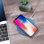 Test du chargeur sans fil Qi 10W LC-Q4 Aukey pour iPhone XS, XR, X et iPhone 8
