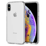 Test de la coque Spigen Liquid Crystal pour iPhone X et iPhone XS