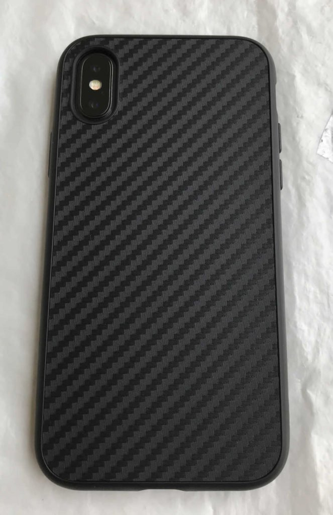 Test de la coque RhinoShield SolidSuit pour iPhone X