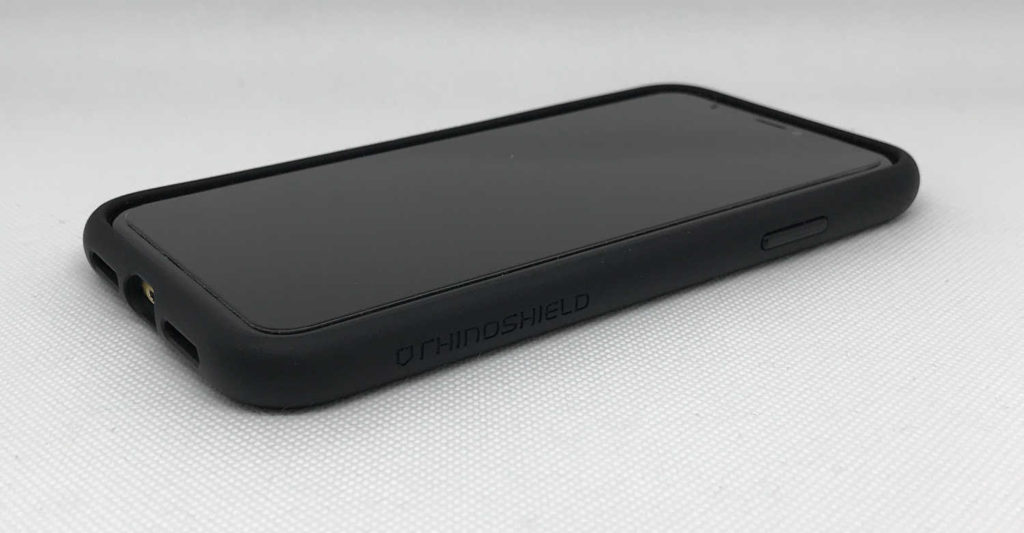 Test de la coque RhinoShield SolidSuit pour iPhone XR
