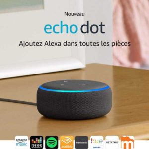 Black Friday 2018 : Amazon Music Unlimited et enceintes Echo en promo