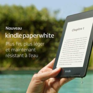 Nouveau Kindle Paperwhite 2018