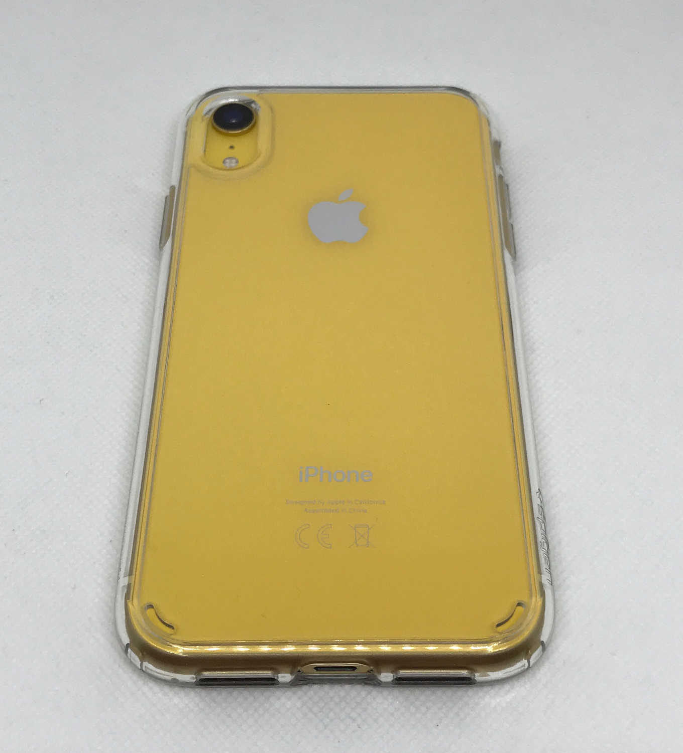 coque telephone spigen iphone xr