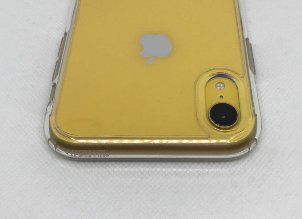 Test de la coque Spigen Ultra Hybrid pour iPhone XR