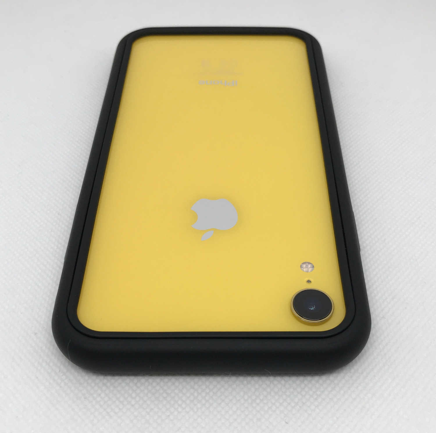 coque rhinoshield iphone xr noir