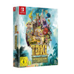 Toki Retrollector Edition : Le retour du singe sur Switch