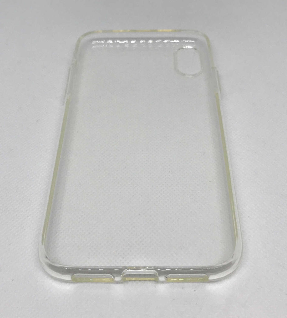 Test de la coque silicone crystal EasyAcc pour iPhone XR