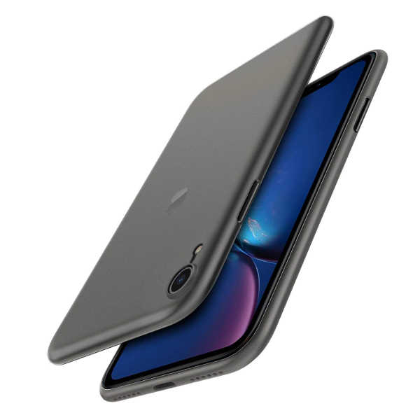 coque iphone xr ultra fine silicone