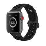 Test du bracelet sport style Nike VIKATech pour Apple Watch