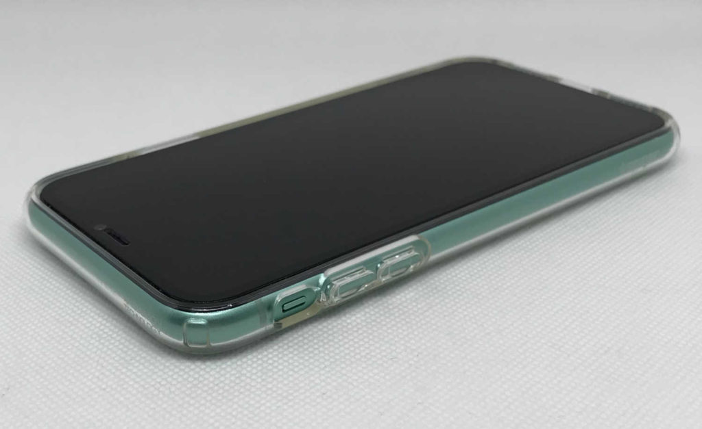 Test de la coque Spigen Liquid Crystal pour iPhone 11