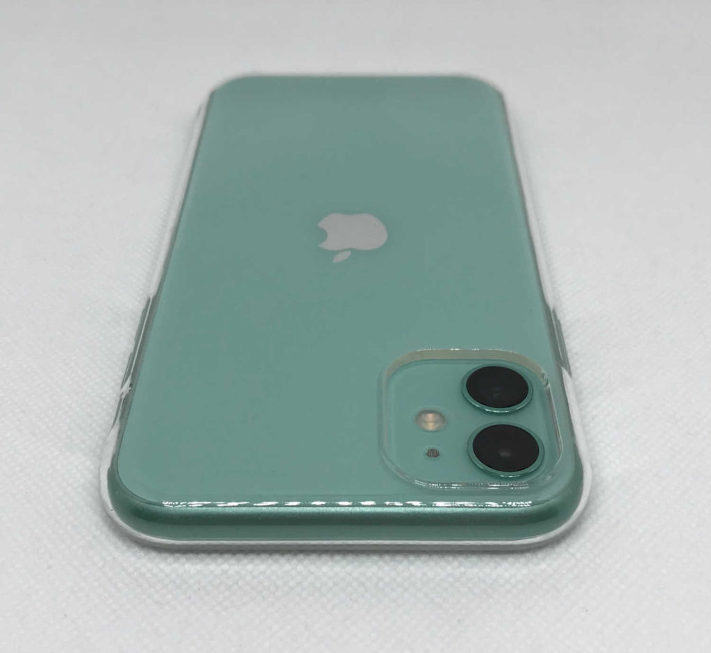 Test de la coque silicone Crystal EasyAcc pour iPhone 11