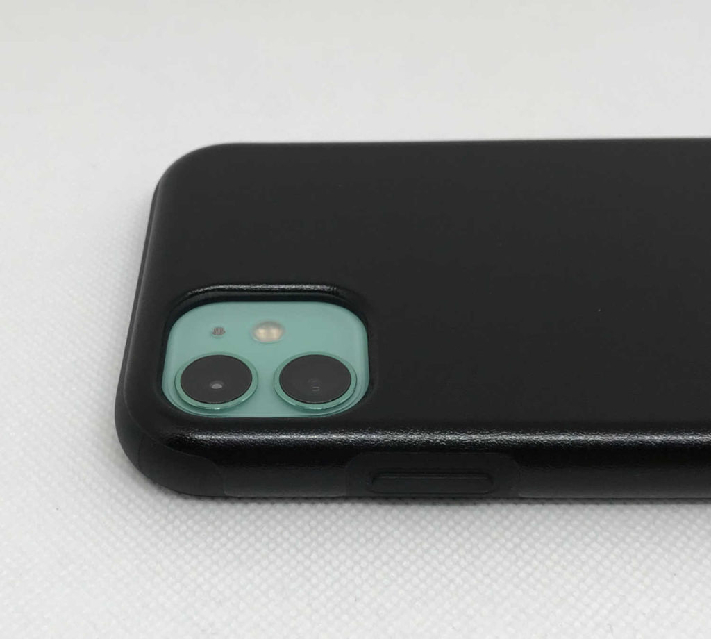 Test de la coque cuir Tendlin pour iPhone 11