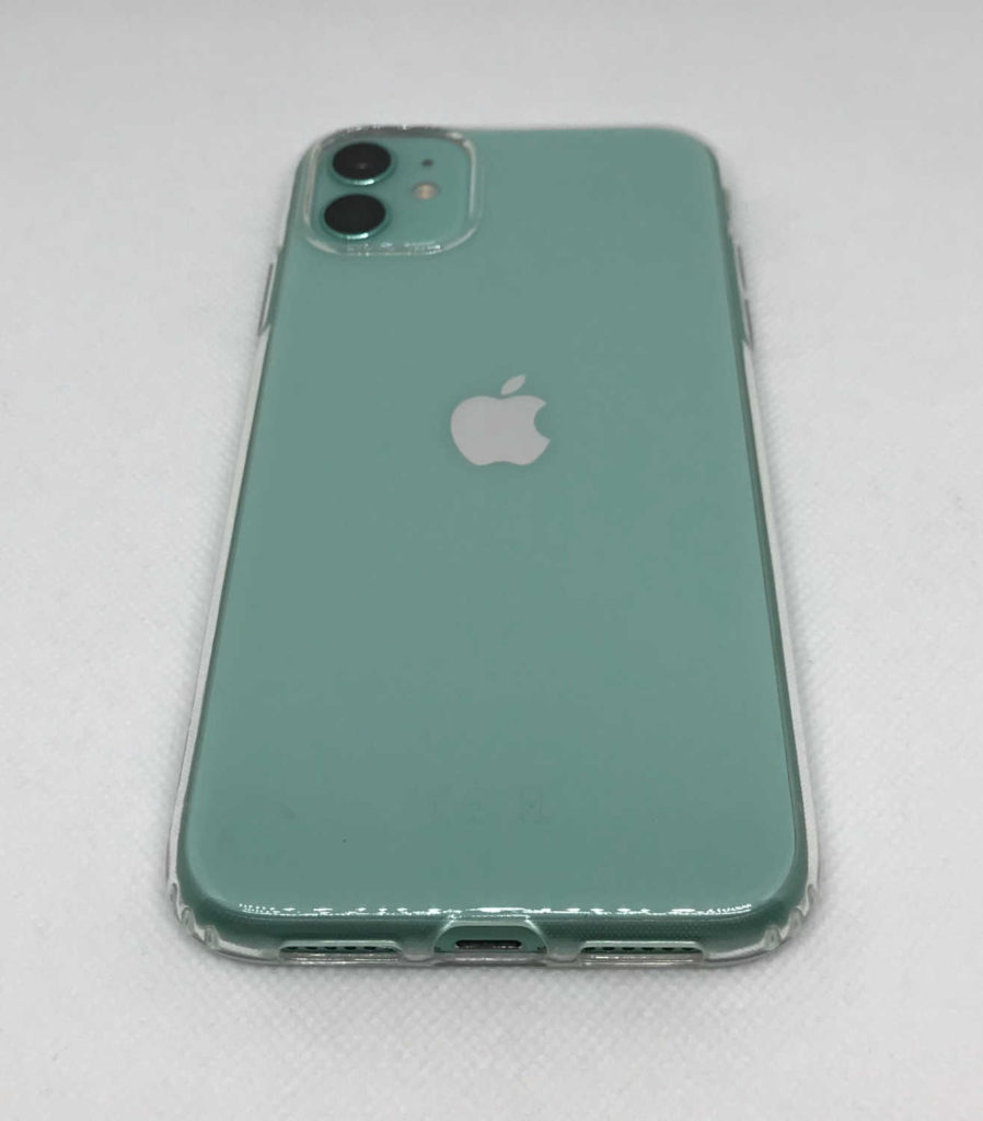 Test de la coque transparente ESR pour iPhone 11