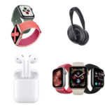 Black Friday Week 27 novembre 2019 : Apple Watch Series 5 et Series 4, AirPods 2, Bose 700, accessoires Otterbox Belkin Netatmo et Withings, chargeurs Power Delivery