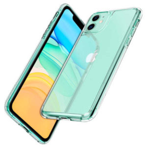 Test de la coque Spigen Quartz Hybrid pour iPhone 11
