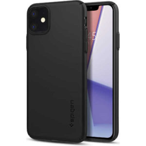 Test de la coque Spigen Thin Fit Air pour iPhone 11