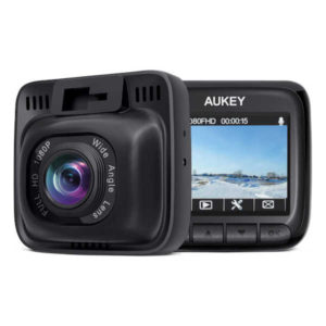 Test de la DashCam 1080p DR01 Aukey
