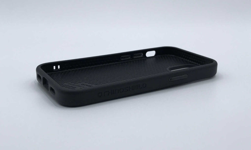 Aperçu avant test de la coque RhinoShield SolidSuit pour iPhone 12 mini